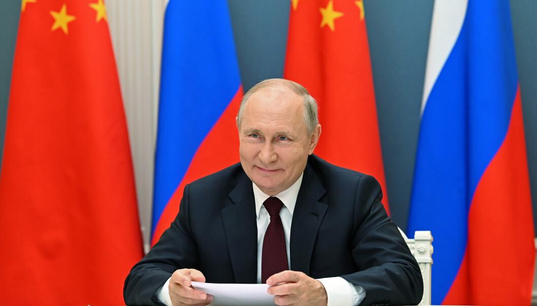 ATOMVÅPEN: Russlands president Vladimir Putin skal møte Joe Biden for å diskutere atomvåpenkontroll, melder avisen Kommersant.