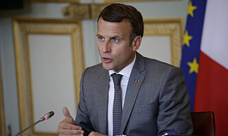 Frankrikes president og 13 andre statsledere mulig mål for spionverktøy