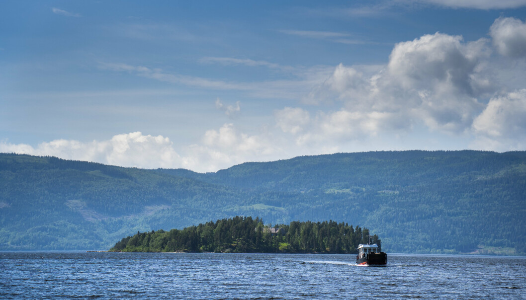 UTØYA: Terroraksjonen på Utøya var et avtemaene da Stoltenberg ble intervjuet i Sommer i P1 .