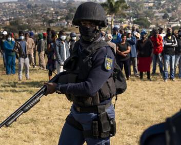 Uroen i Sør-Afrika har krevd over 270 liv