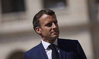 Macron innkaller til hastemøte for å diskutere Pegasus-spionasje