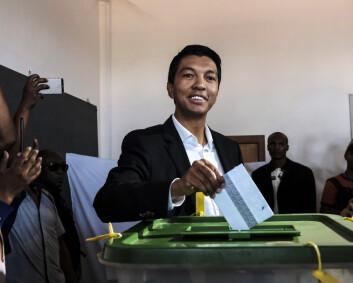 Madagaskars president skal ha blitt utsatt for attentat