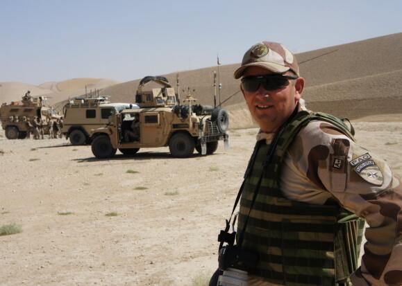 22. juli i Afghanistan: –Det var hos oss det skulle smelle. Ikke i Norge.