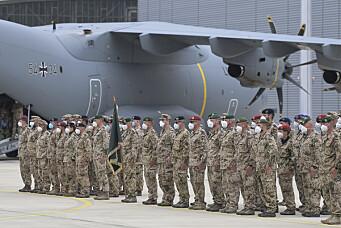 Tyskland betaler reisen for afghanere som jobbet for forsvaret