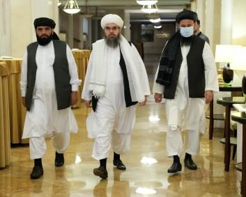 Russisk nyhetsbyrå: Taliban sier de kontrollerer 90 prosent av Afghanistans grenser