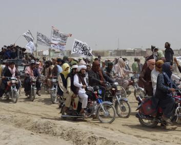 Afghanistan anklager Taliban for blank løgn