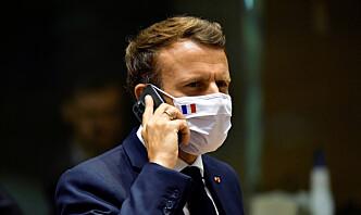 Macron frykter avlytting og bytter telefon