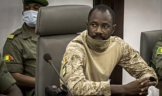 Mann anklaget for drapsforsøk på Malis president døde i varetekt
