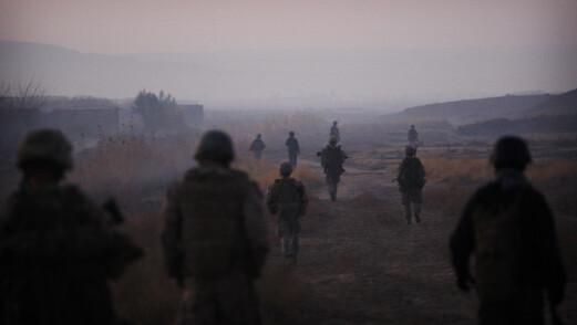 Pakistan gir beskyttelse til 46 afghanske soldater