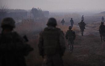 Pakistan gir beskyttelse til afghanske soldater