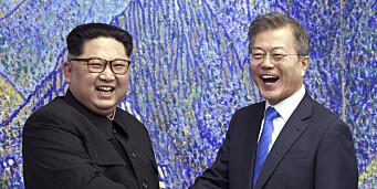 Nord-Korea og Sør-Korea gjenopptar kontakten