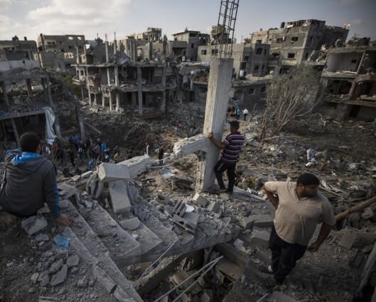 Human Rights Watch beskylder Israel og Hamas for krigsforbrytelser