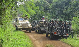 Soldater og islamister drept i kamper i Kongo