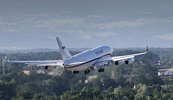 Russland får nye «dommedagsfly»