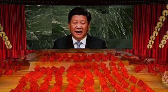 Kinas nye rakettsiloer skaper uro