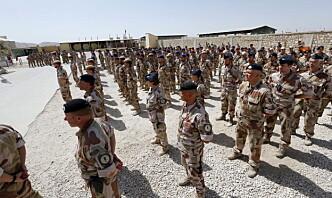 Nato trener afghanske styrker i Tyrkia – uten Norge