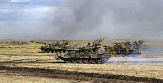 Russland skal holde øvelser nær den afghanske grensen
