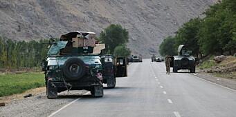 «Tadsjikiske Taliban» bistår Taliban ved Afghanistans nordlige grense