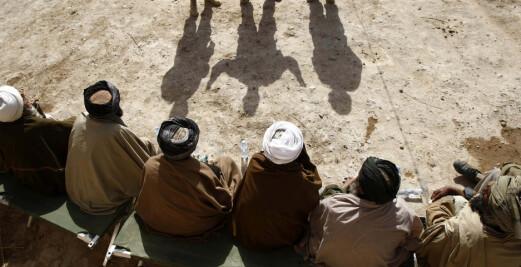 De første afghanerne er evakuert til USA