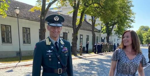Eirik Kristoffersen gifter seg i dag