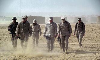 Ekspert mener USAs hovmod falt i Afghanistan: – Trodde vi kunne skape et lite stykke Norge