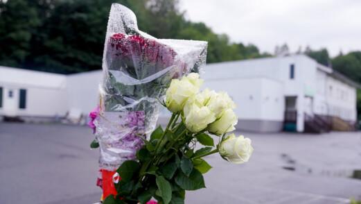Toårsdagen for terrorangrepet i Bærum markeres