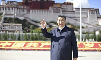 Kina må ta et større ansvar