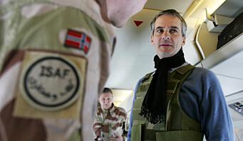 Støre om afghanere som har jobbet for Norge: – Det må gjøres en avveining