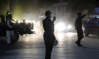 Angrep mot forsvarsministerens bolig i Kabul
