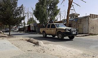 Afghanske regjeringsstyrker ber innbyggerne forlate storby