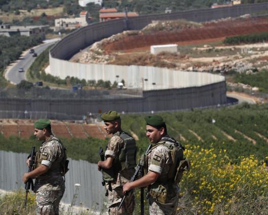 Israel angriper mål i Libanon etter rakettangrep ved grensa