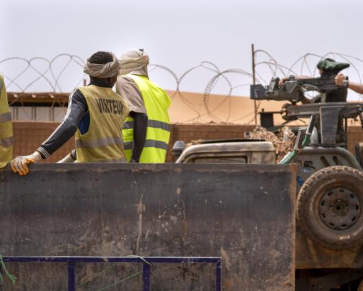 Frp stopper stortingsdebatt om norsk deltakelse i Mali-styrke – Rødt raser