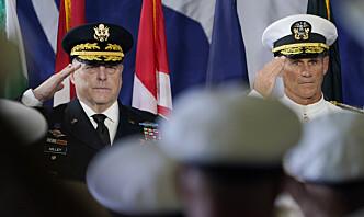 Viseadmiral ønsker mer amerikansk tilstedeværelse i Arktis