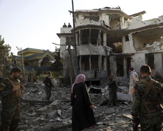 FNs sikkerhetsråd skal diskutere Afghanistan