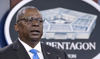 USA vil gjøre koronavaksine obligatorisk for soldater