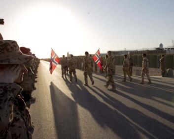 Navarsete og Tybring-Gjedde vil ha ny vurdering av sakene til eks-ansatte afghanere