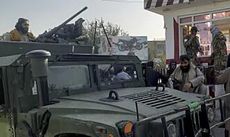 Nato kaller sikkerhetssituasjonen i Afghanistan «krevende»