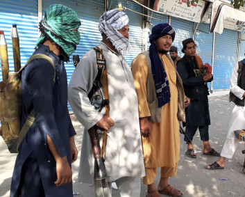Taliban erobret to provinshovedsteder på få timer