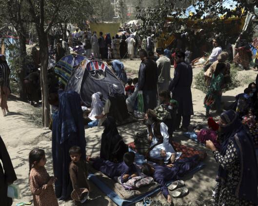 Storbritannia åpner for 20.000 afghanere