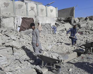 Taliban tok politihovedkvarter sør i Afghanistan