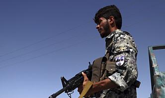Folketinget enige om evakuering av lokalt ansatte afghanere