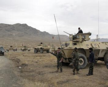 Taliban rykker nærmere Kabul