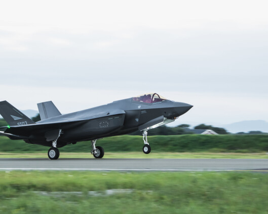 – Hver gang vi mottar nye fly får Forsvaret en økt operativ evne