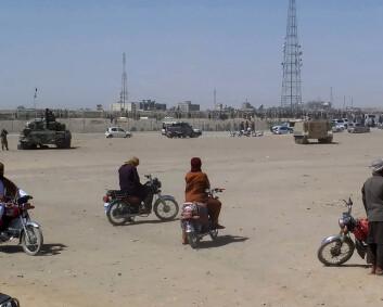 Norge avventer ambassadeevakuering i Afghanistan