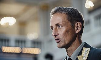 Forsvarssjefen: Det verste er i ferd med å skje i Afghanistan