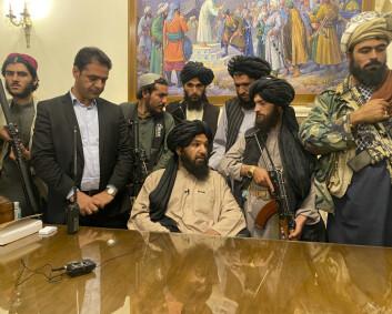 Al Jazeera: Taliban erklærer at krigen er over