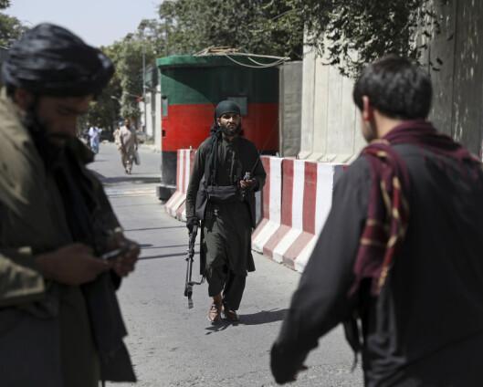 Afghanistan-kjenner: – Seieren kom nok som et sjokk på Taliban