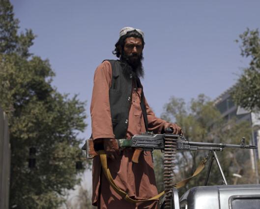 – Det afghanske militæret var en koloss på leirføtter