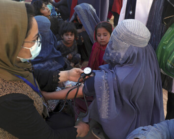 Taliban: – Ønsker ikke at kvinner blir ofre