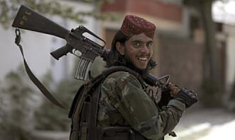 Nye toner fra Taliban